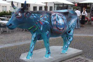 cow parade 2007 Kopenhagen