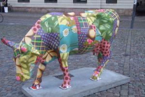 cow parade Kopenhagen