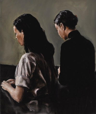 michaël-borremans-two