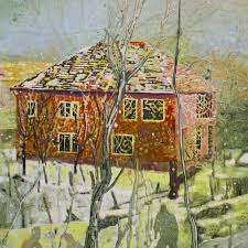 Peter Doig Red House, foto Phillips