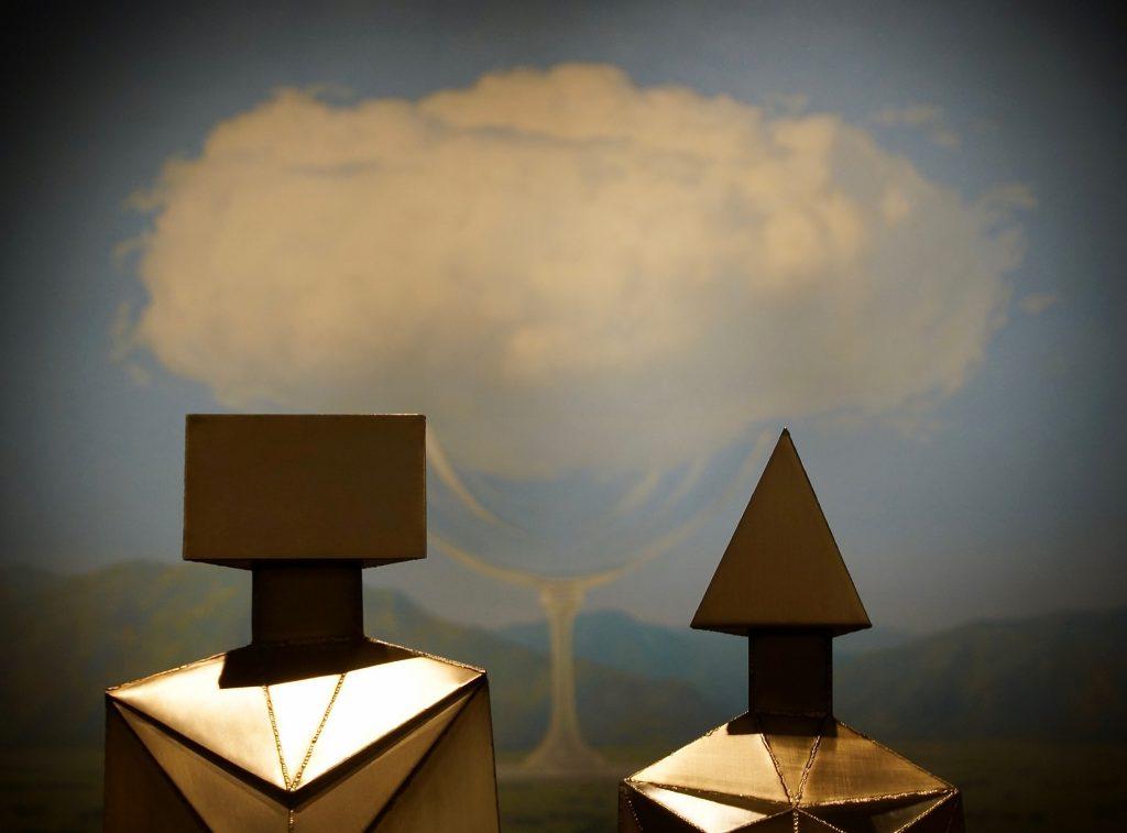 René Magritte & Lynn Chadwick