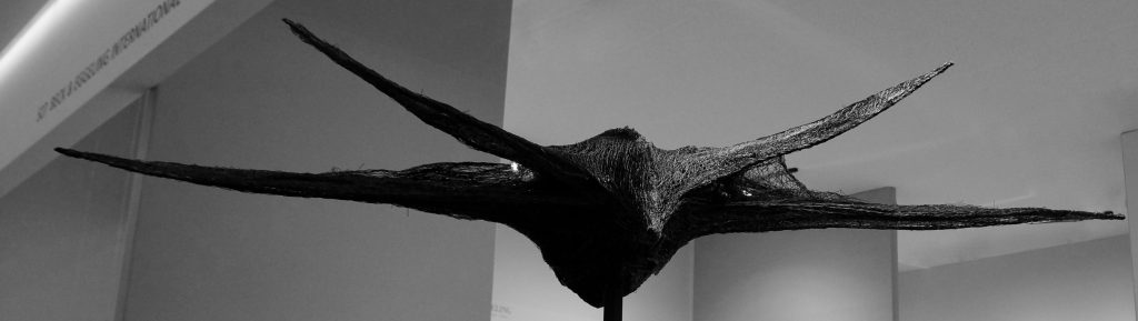 Magdalena Abakanowicz Bird