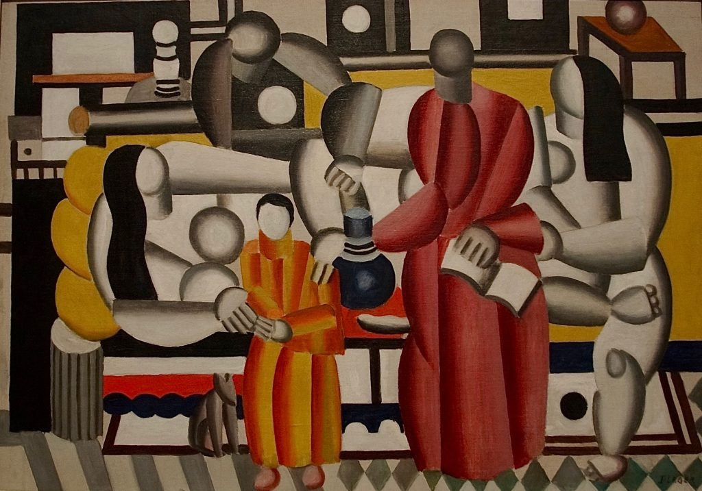 Fernand Léger, Beauty is everywhere at Bozar, Brussels