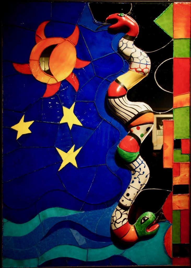Nikky de Saint Phalle op Brafa