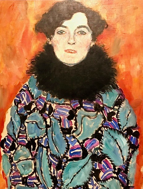 Johanna Staude, Gustav Klimt