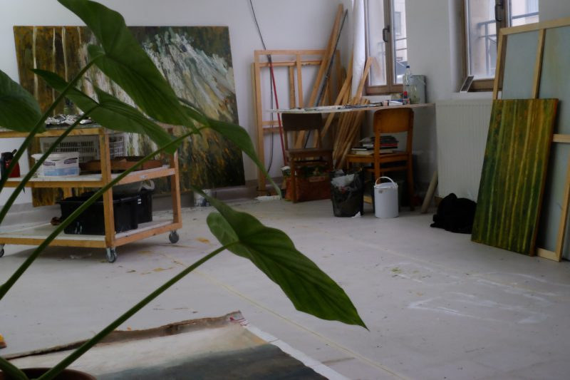 studio Antwerpen, Nils Verkaeren