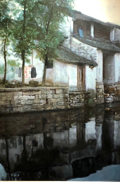 Reflections, Chen Yifei
