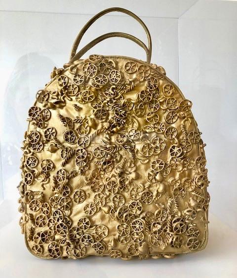 Macaroni Handbag, Yayoi Kusama