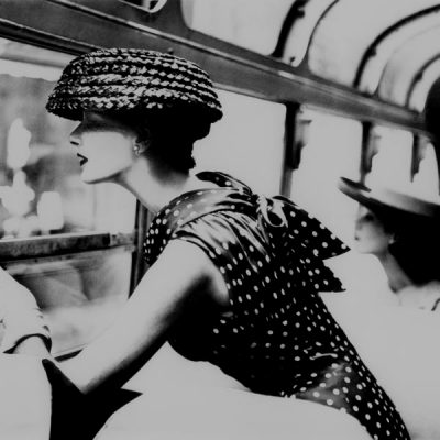 Seen not heard, Lillian Bassman